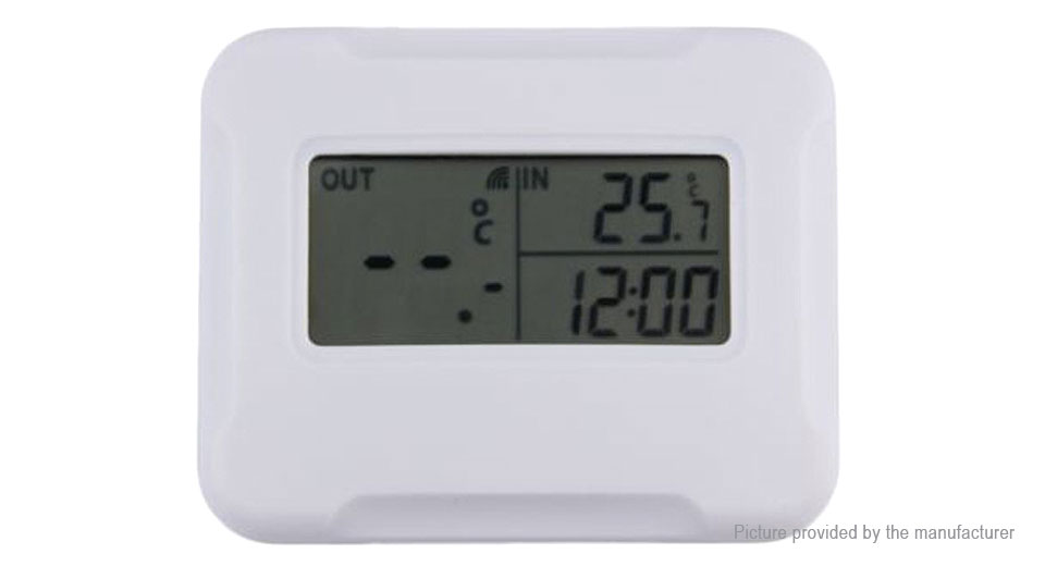 TS-H210 Indoor / Outdoor LCD Display Wireless Digital Thermometer