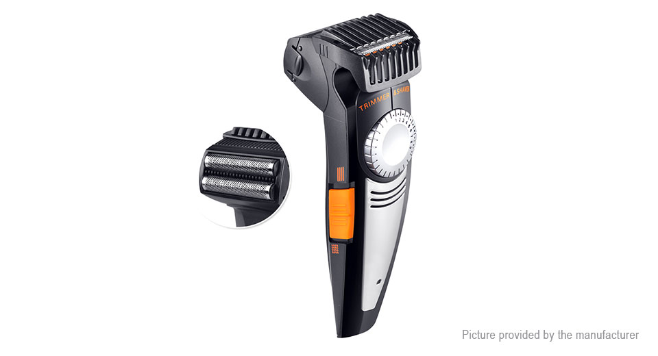 Kemei KM-819 2-in-1 Electric Reciprocating Shaver Hair Clipper