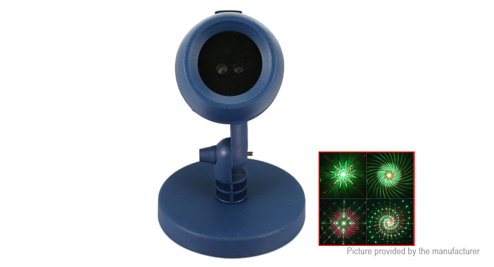 Outdoor LED Laser Light Landscape Garden Projector Lamp