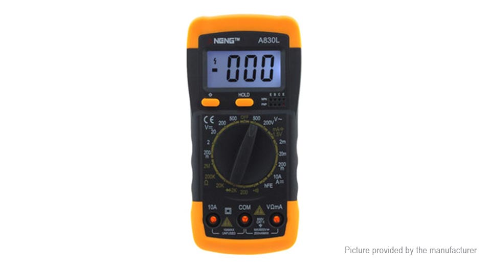 Product Image: aneng-a830l-professional-digital-multimeter
