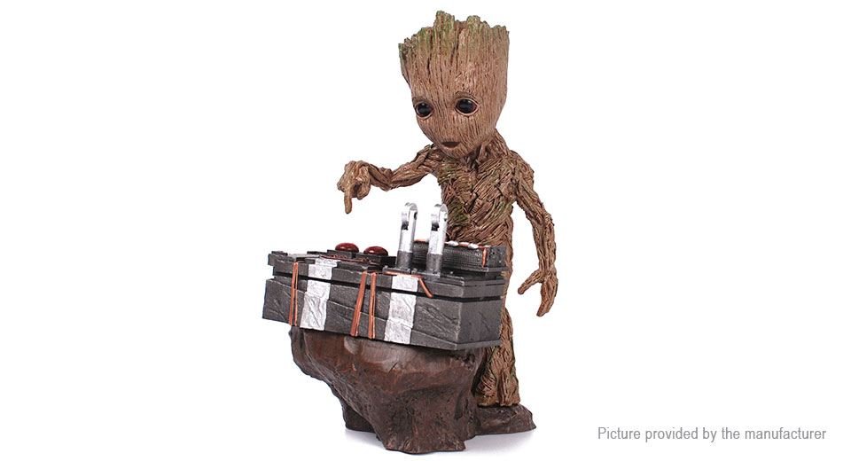 Guardians of the Galaxy Vol. 2 Game Play Groot Action Figure Doll Toys Guardians of the Galaxy Vol. 2, S1