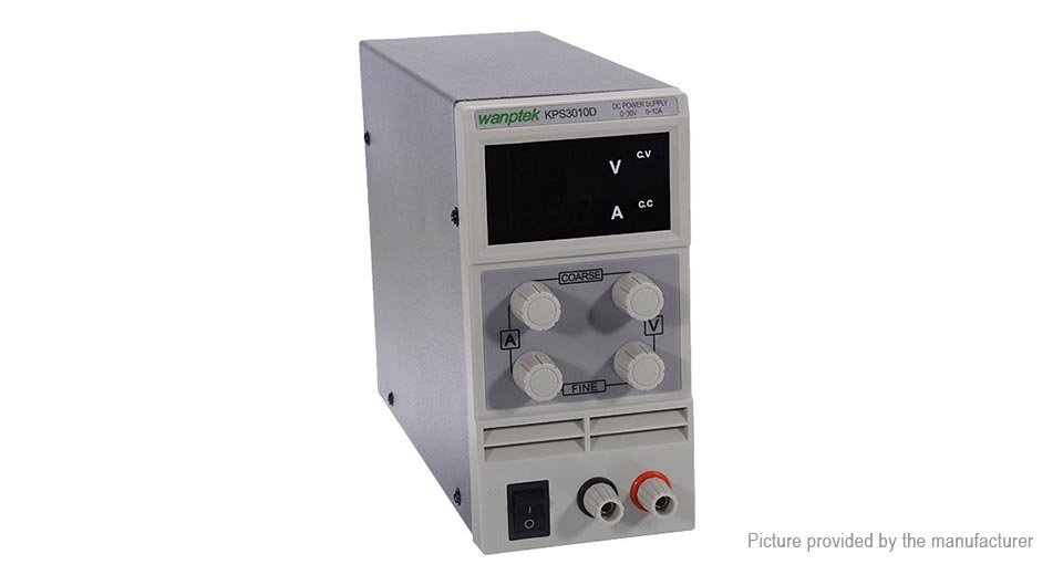 KPS3010D Digital Adjustable Switching DC Power Supply