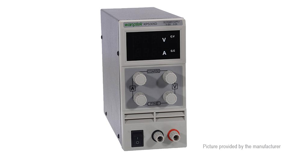 KPS305D Digital Adjustable Switching DC Power Supply
