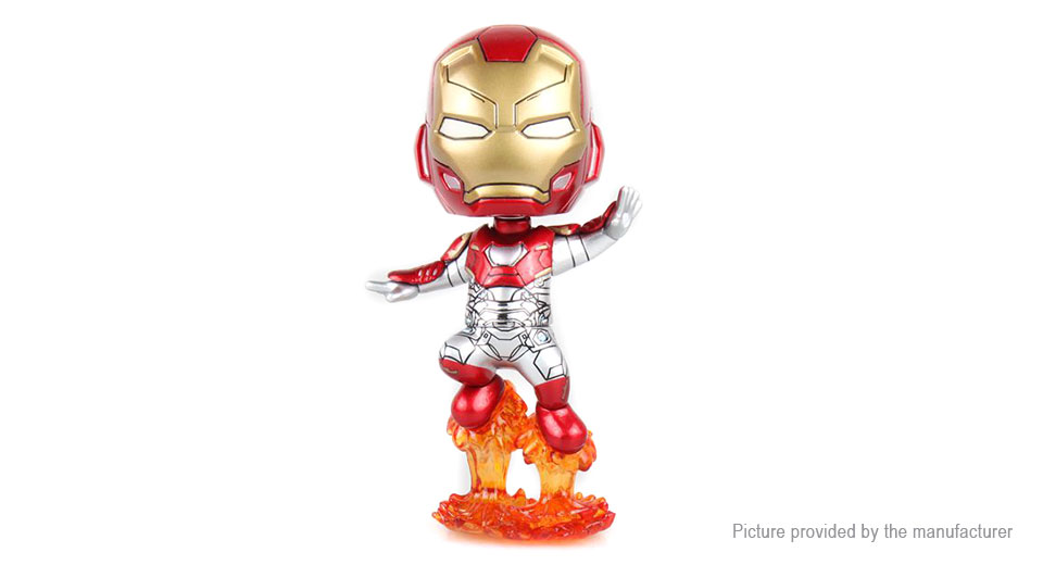 Marvel's The Avengers Iron Man Action Figure Doll Toy Marvel's The Avengers, Iron Man, Style B