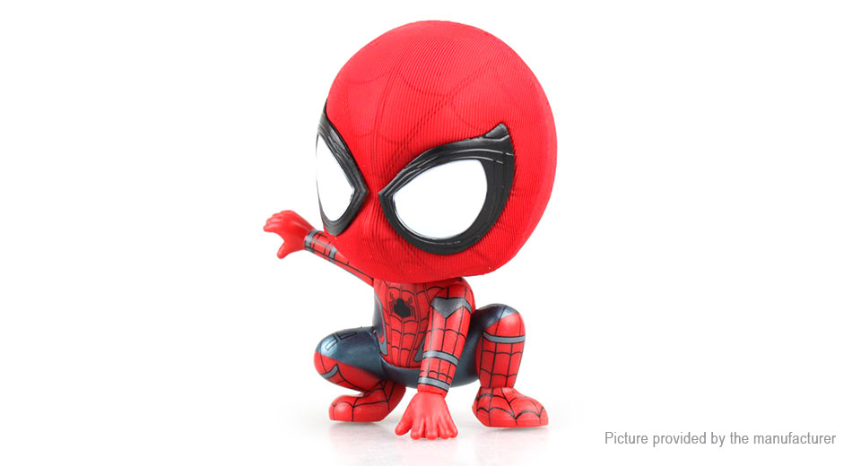 Spider-Man Homecoming Cute Spider Man Action Figure Doll Toy