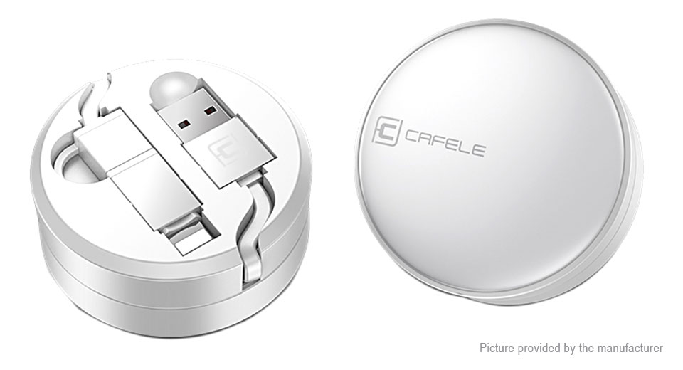Product Image: cafele-2-in-1-8-pin-micro-usb-to-usb-2-0