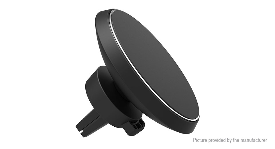 A2 Car Air Vent Cell Phone Holder Qi Inductive Wireless Charger Transmitter