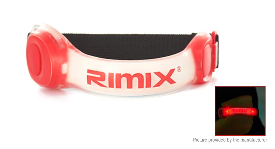Product Image: rimix-led-light-running-riding-night-safety