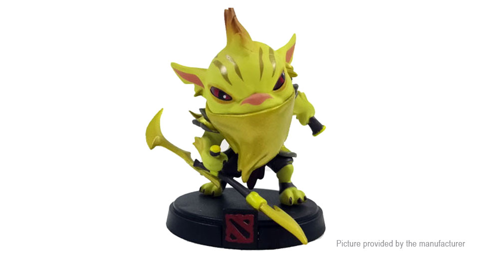 DOTA 2 Bounty Hunter Action Figure Doll Toy