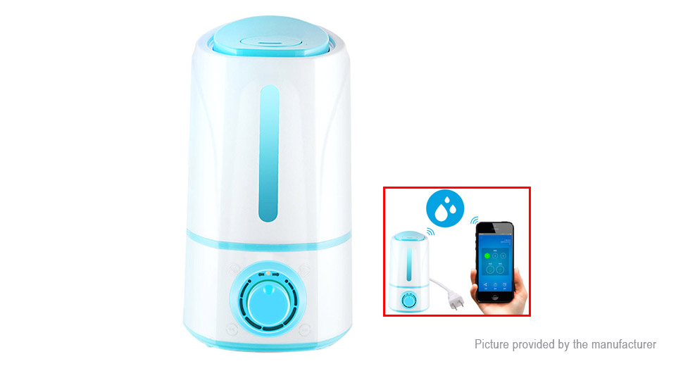 Authentic Sonoff Hum Smart Home Wifi Remote Control Humidifier Air Purifier