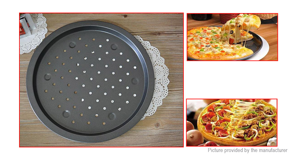 14'' Carbon Steel Round Nonstick Oven Pizza Baking Pans