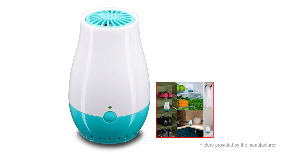 B08 Portable Ozone Generator Ozone Ionic Air Purifier Cleaner