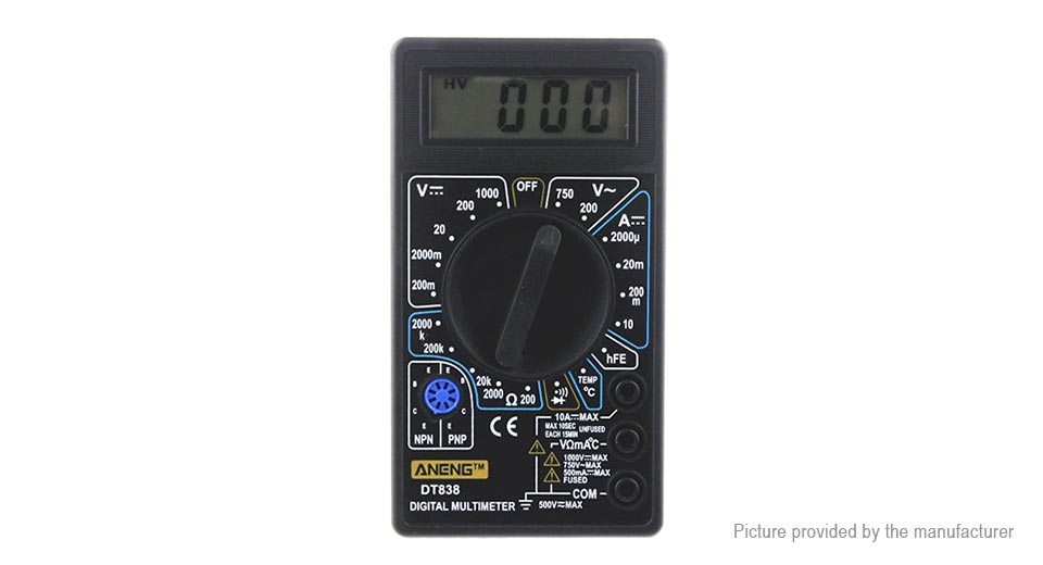 Product Image: aneng-dt838-professional-digital-multimeter
