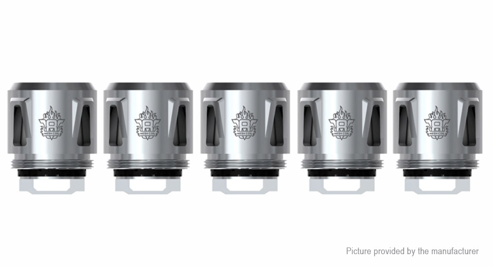 Product Image: authentic-smoktech-smok-v8-baby-mesh-coil-head-5