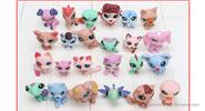 Buy Pet Shop Cute Animal Series Action Figure Collection Doll Toy, Cute Animal Series, 24-Pieces-Set for $22.20 in Fasttech store