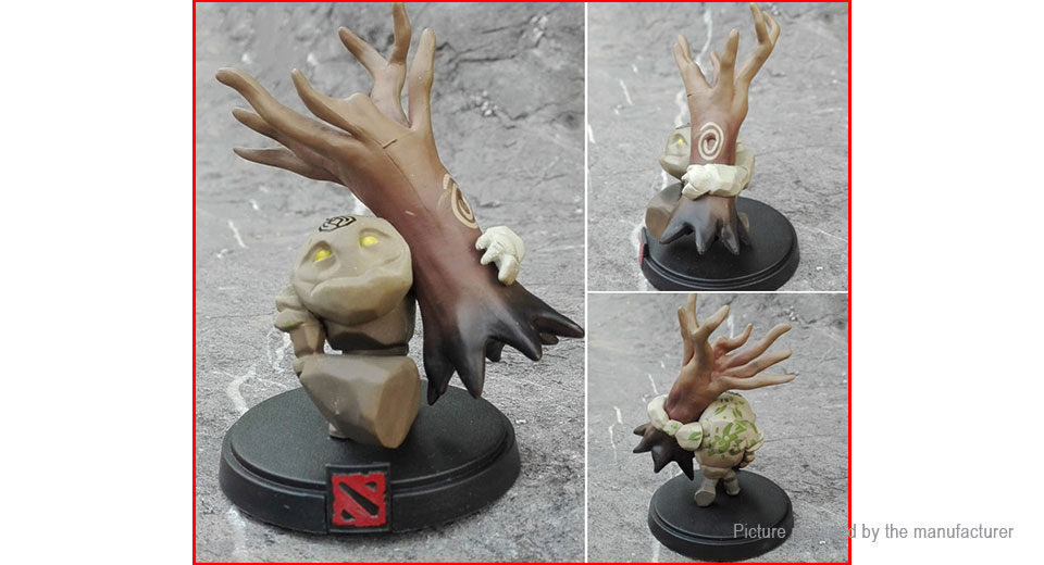 DOTA 2 Mountain Giant Action Figure Doll Toy