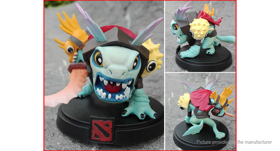 DOTA 2 Kras Action Figure Doll Toy