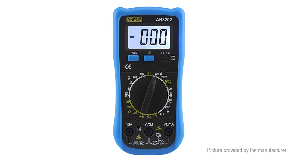 Product Image: aneng-an8202-professional-digital-multimeter