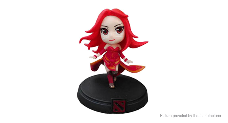 DOTA 2 Lina Action Figure Doll Toy