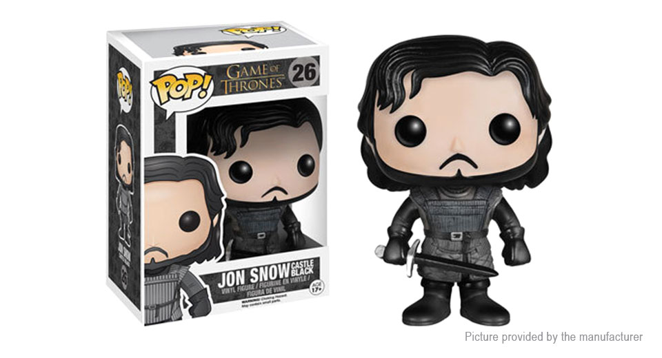 Game of Thrones Jon Snow Action Figure Doll Toy