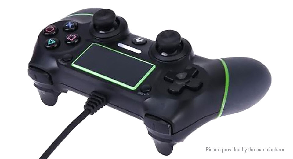 USB Wired Game Controller Gamepad for PS4