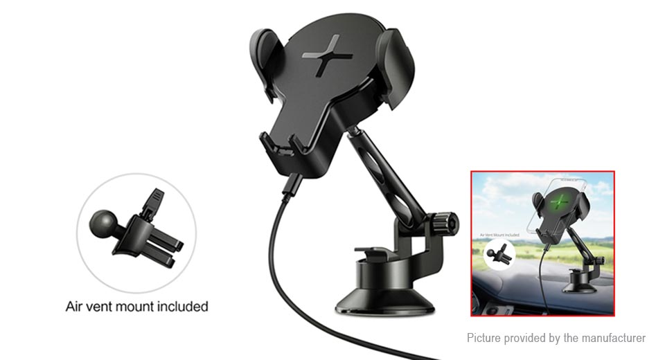 Product Image: rock-w2-pro-car-air-vent-mount-qi-inductive
