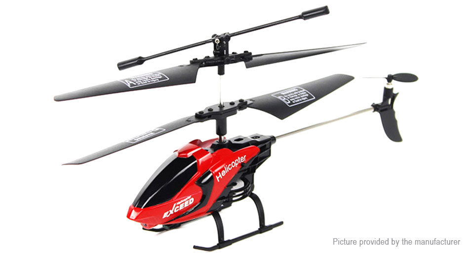 FQ777 AF610 Mini R/C Helicopter