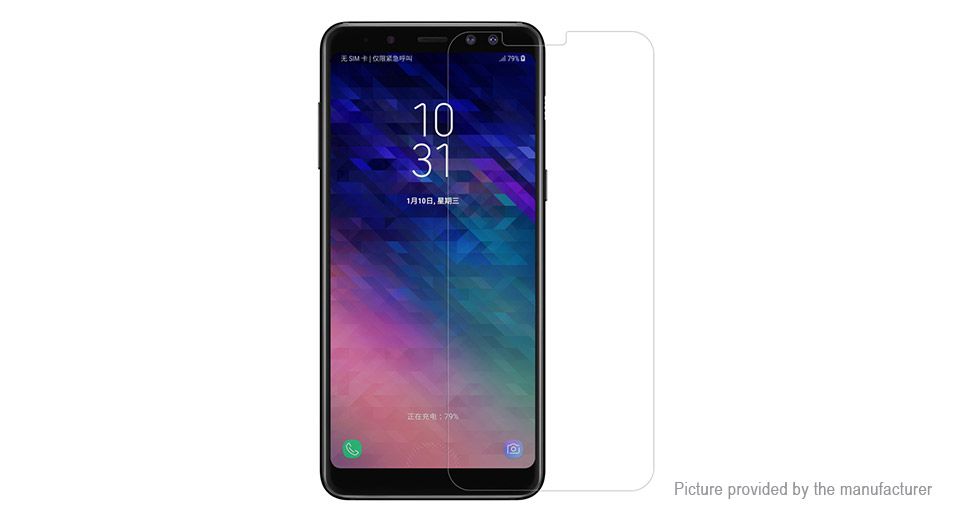 Authentic Nillkin Tempered Glass Screen Protector for Samsung Galaxy A8 (2018)