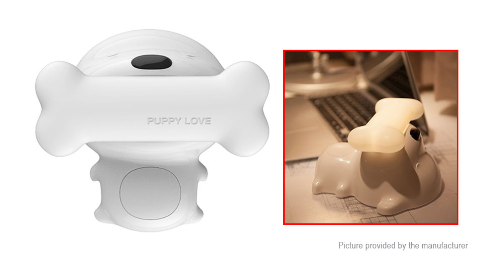Dog Styled USB Rechargeable Baby LED Night Light