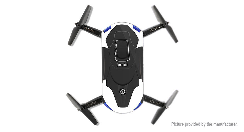BNF / 2.4GHz / 4CH / 4-axis gyro / optical flow positioning altitude hold / APP control / one key return / flight path / headless mode #drone