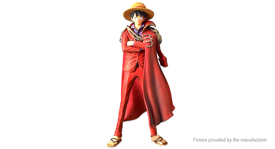 One Piece Monkey·D·Luffy Action Figure Doll Toy One Piece, Monkey·D·Luffy D
