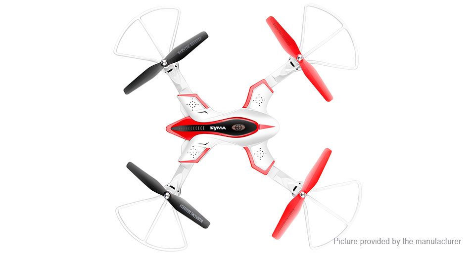 SYMA X56W Foldable R/C Quadcopter (Wifi FPV, 0.3MP)