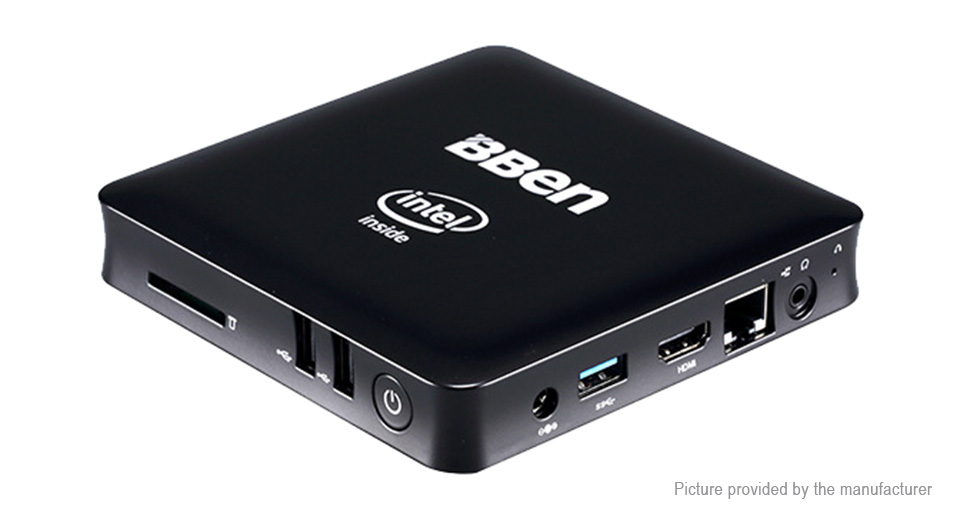 BBEN MN11 Quad-Core Mini PC (64GB)