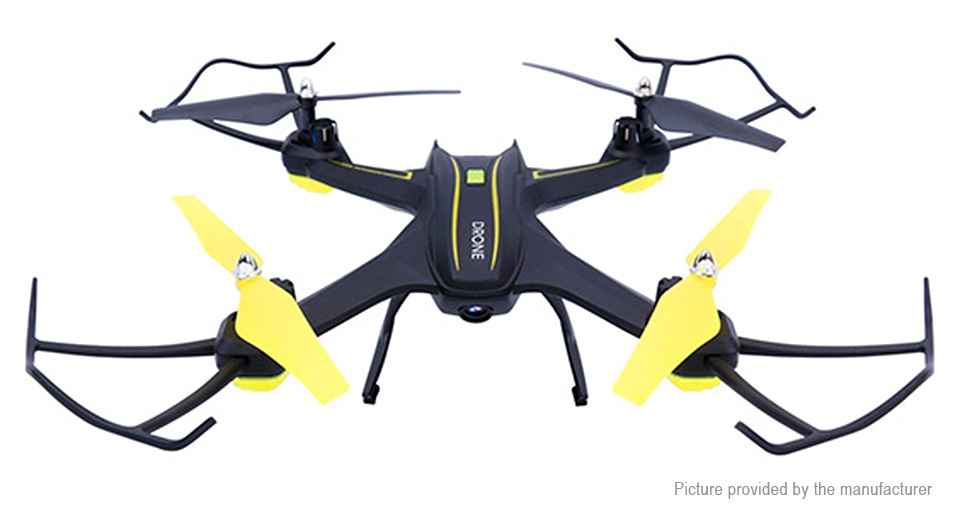 RTF / 2.4GHz / 4CH / 4-axis gyro / altitude hold / headless mode / speed switch / flight path / 360 degree flip & roll #drone