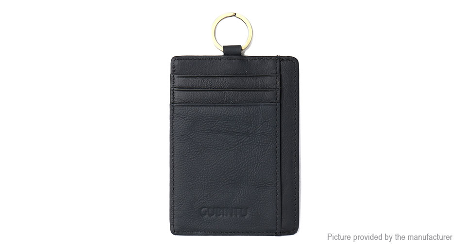 anti-theft / 4*card slots / 3*interlayers / 1*photo slot / 1*keyring #purse