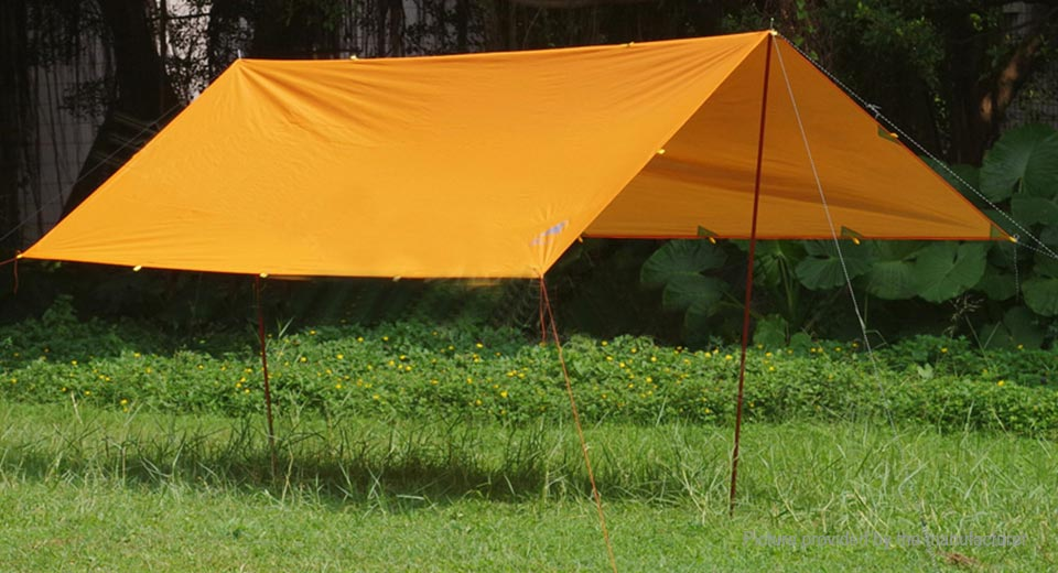 separation shoes a806f 4d3d1 3F UL Gear Outdoor Anti-UV Large Tarp Shelter Ultralight Hiking Camping  Beach Tent