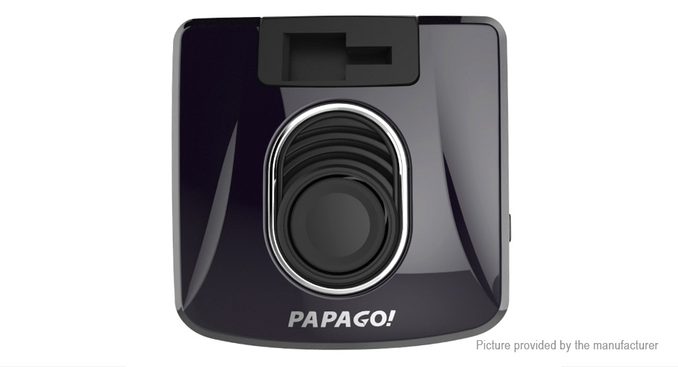 Authentic PAPAGO 2'' LCD 1080p Car Night Vision DVR Camcorder
