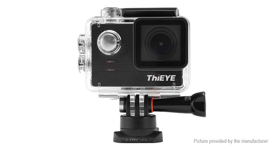 Authentic ThiEYE E7 4K HD Wifi Sports Action Camera