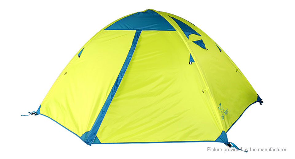TrackMan Outdoor Hiking Camping Double Layer Waterproof Tent