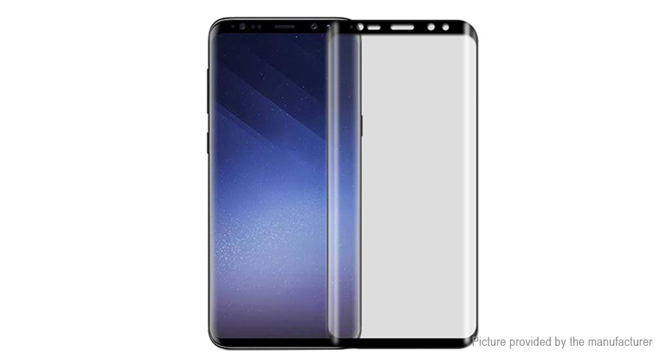 Mofi 3D Curved Tempered Glass Screen Protector for Samsung Galaxy S9