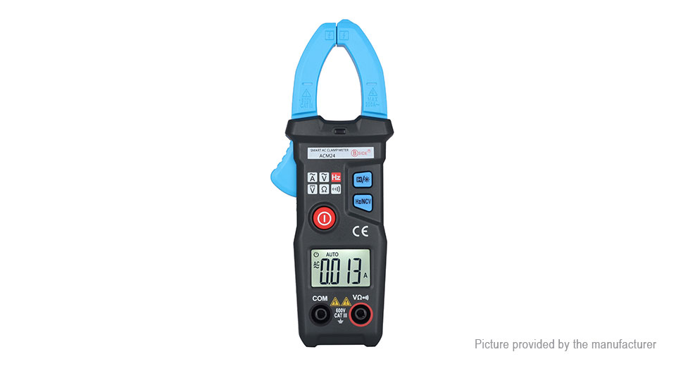 Product Image: authentic-bside-acm24-ac-dc-clamp-meter-digital