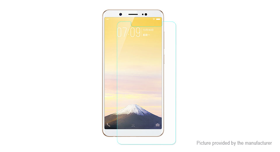 Hat.Prince 2.5D Tempered Glass Screen Protector for Vivo Y75