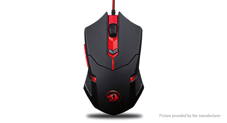 Authentic Redragon M601 USB Wired Gaming Mouse
