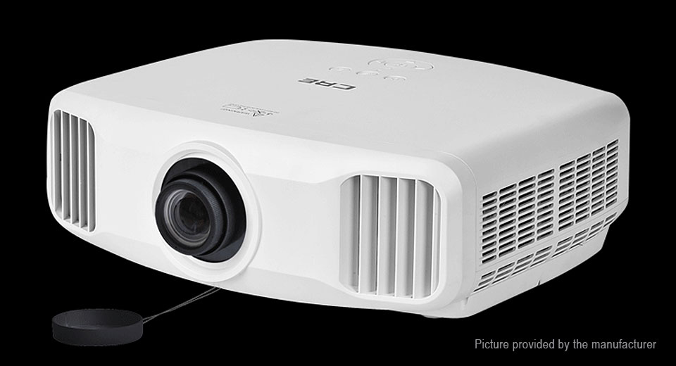 Chuangrong X8000 Wifi LED Projector Home Theater (EU)
