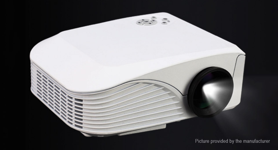 BP-M400 Portable Wifi LED Projector Home Theater (US)