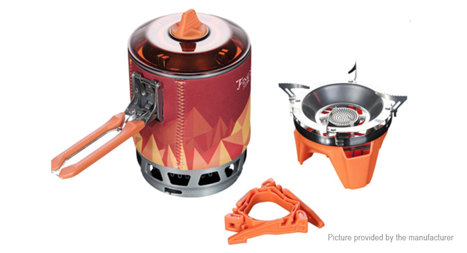 Fire-Maple FMS-X3 Outdoor Camping Cookware Picnic Stove Burner Set