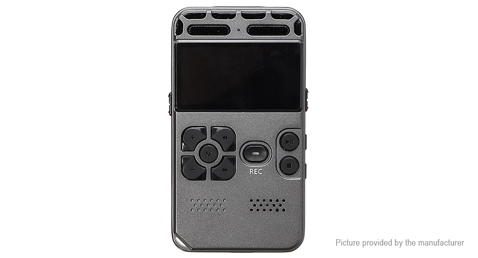 V35 MP3 Music Player Digital Voice Recorder (8GB)