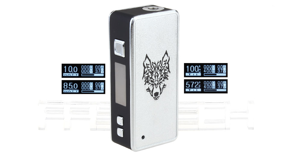 Product Image: authentic-sigelei-snowwolf-85w-tc-vw-apv-box-mod