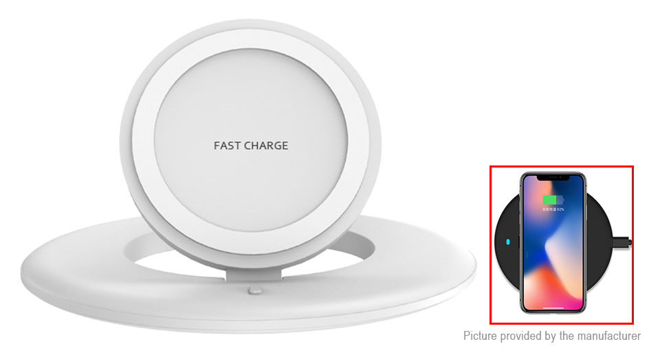 M10 Qi Inductive Wireless Charger Transmitter