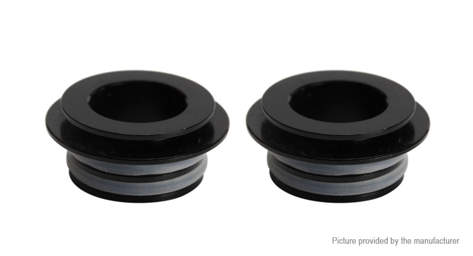 Coil Father Aluminum 810 to 510 Drip Tip Adapter (2-Pack)